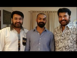Mohanlal Visits Mammootty S Home Here Is More Details