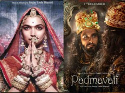 Preview Of Deepika Padukone Padmavat