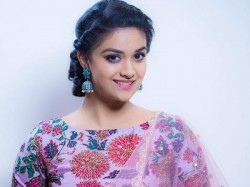 Fake News About Keerthy Suresh Spreading In Telugu Media