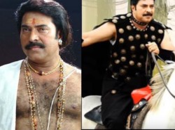 Rana Replaces Mammootty In Marthandavarma