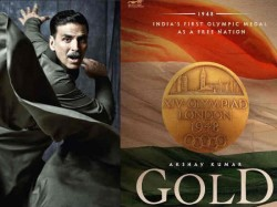Bollywood Film Gold Teaser Out