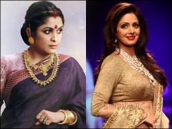 Sridevi Was The First Choice Sivagami In Baahubali