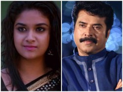 Keerthy Suresh Mammooty Daughter Unofficial Report
