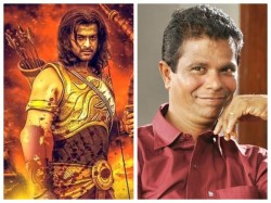 Actor Indrans Also Part A Rs Vimal S Mahaveer Karna