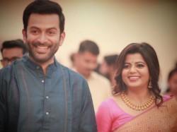 Prithviraj About Supriya During Wedding Anniversary