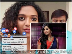 Ansiba Depicts Real Life Incident Her Short Film