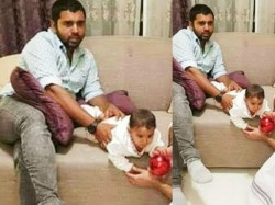Nivin Pauly S Birthday Wishes Daughter Photo Viral In Facebook