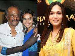 Soundarya Rajinikanth Says About His Father