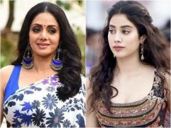 Jhanvi Favourite Actress List Excluded Sridevi