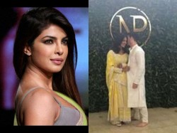 Priyanka Chopra Nick Jonas Engagement Pics Out