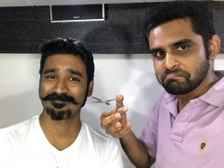 Dhanush Wraps Up Maari 2 Shooting