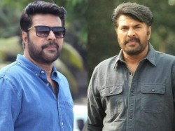 Mammootty S New Thriller Movie Is Coming