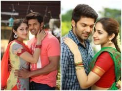 Arya S Ghajinikanth Movie Review