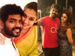 Vignesh Shivn And Nayanthara Joins For Kolamvu Kokila Promo Song