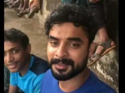 Actor Tovino Thomas Trolled Central Government Relief Fund