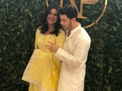 Priyanka Chopra Nick Jonas Engagement Party