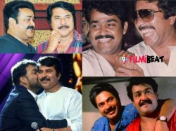 Mammootty S Voice In Mohanlal S Odiyan