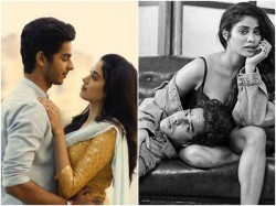 Janhvi Kapoor Is In Love With Ishaan