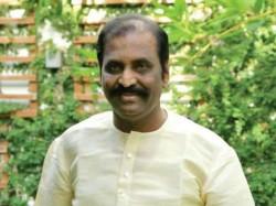 Lyricist R Vairamuthu Admitted To Hospital