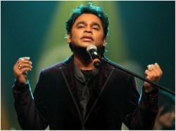 Ar Rahman Shares Baby S Songivideo