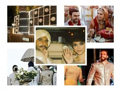 Hello Mr Mrs Ranveer Singh S Mumbai Home Decked Up Welcome The Newly Wed