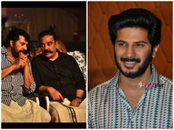 Mammootty And Dulquer Salmaan Joins For Indian2