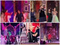 Isha Ambani S Sangeet Inside Videos Shah Rukh Khan Aamir Khan Performance