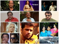 Year End Special Feature Celebrity Death In 2018