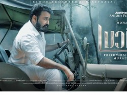 Lucifer Movie Poster Trending In Social Media