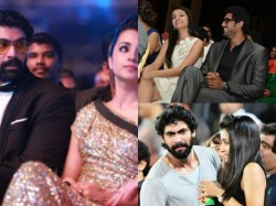 Rana Daggubati Trisha Joins Together Again