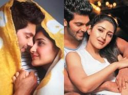 Arya Sayyesha Honeymoon Pictures Viral