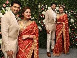 Sayyeshaa Is A Princess Walking To The Mandap For Wedding With Arya Watch Video