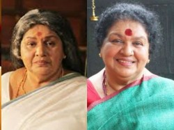 Kaviyoor Ponnamma About Her Family Life