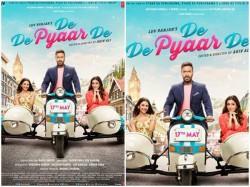 Ajay Devgn S De De Pyaar De Movie Review