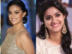 Keerthi Suresh Going To Spain Latest Updates Of Her Upcoming Movie