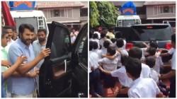 Ganagandharvan Location Video Viral
