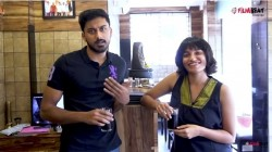 18am Padi Actors Ashwin Gopinath And Harini Interview