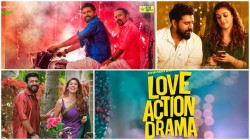 Love Action Drama Movie Review