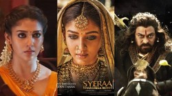 Nayanthara Refused To Participate In Sye Raa Narasimha Reddy Promotion