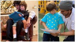 Shahrukh Khan S Funny Reply About Abram