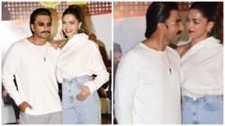 Ranveer Singh Deepika Padukone Couple Dancing At 83 Wrap Up Bash