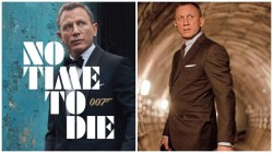 James Bond Series Movie No Time To Die First Poster Out