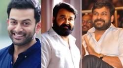 Sukumar Will Direct Chiranjeevi S Lucifer Telugu Remake