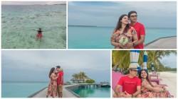 Actor Sarath Maldives Vacation Trip