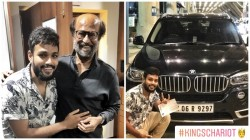 Rajinikanth S Welcome And Midnight Rendezvous With A Fan