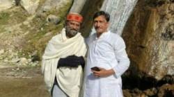 Superstar Rajinikanth Himalayan Picture Out