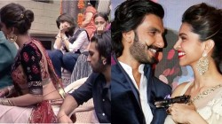 Deepika Padukone S Comment On Ranveer Singh S Throw Back Picture