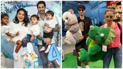 Sunny Leone Celebrate Birthday Of Daughter Nisha