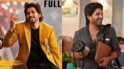 Allu Arjun Says About His Fans
