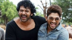 Actor Allu Arjun Quickly Says The Name Of Prabhas